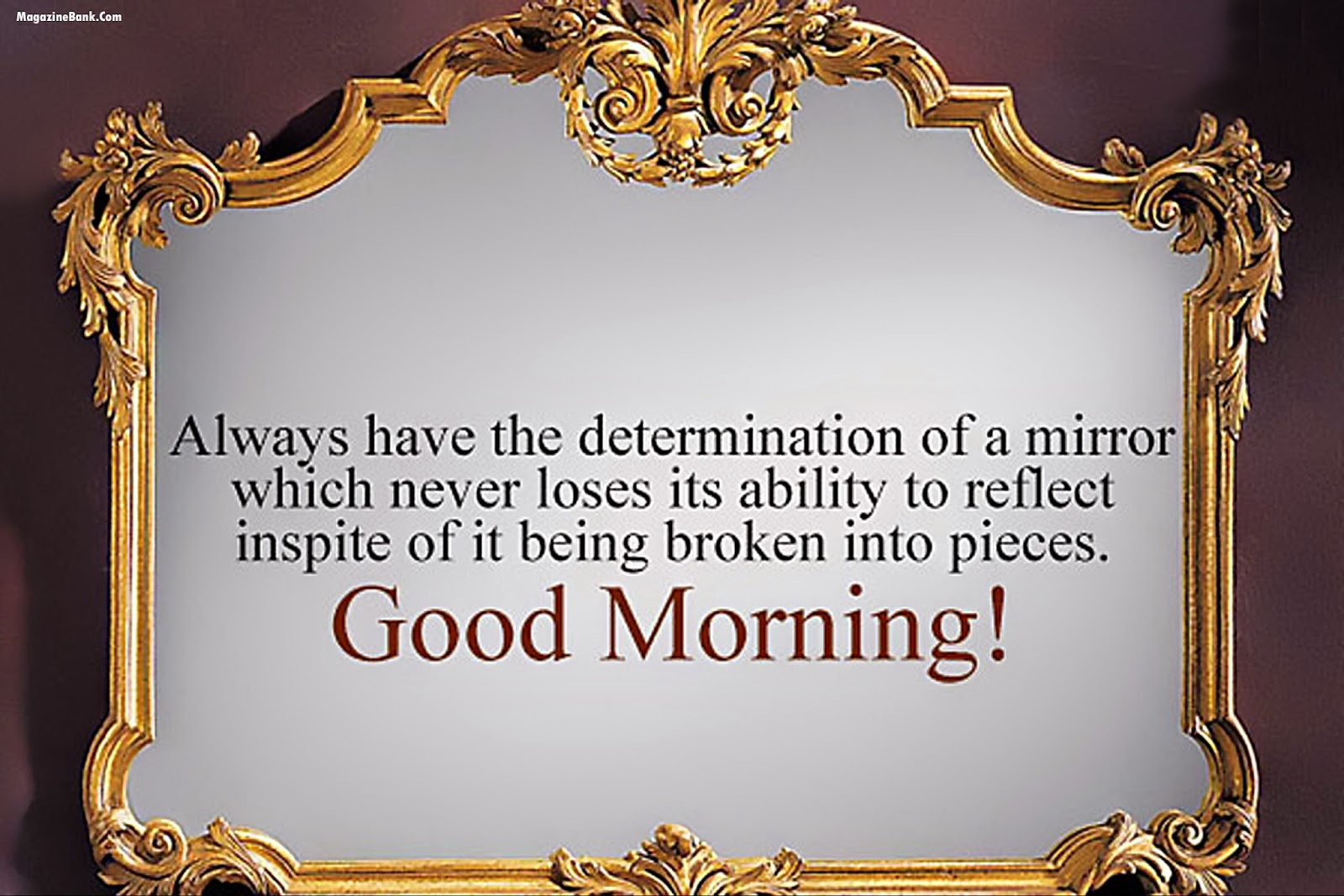 Amazing Morning Quote
