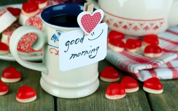 Beautiful Good Morning-wm1502