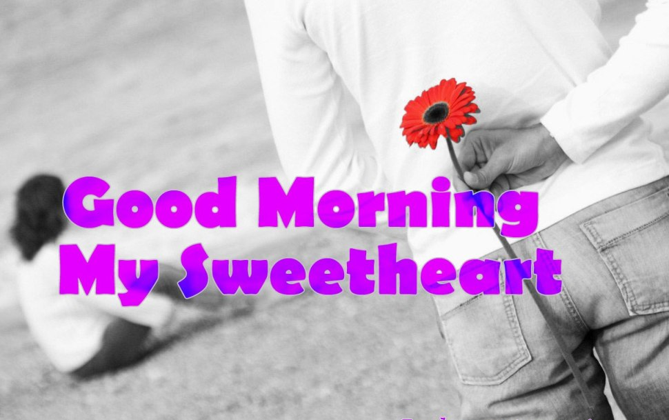 Good morning wishes for sweetheart pictures images good mornig my sweetheart altavistaventures Images