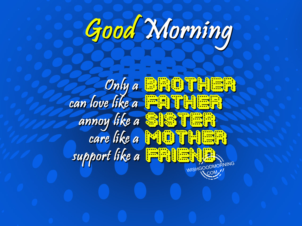 Good Morning All Image Download : Good morning wishes for brother pictures images