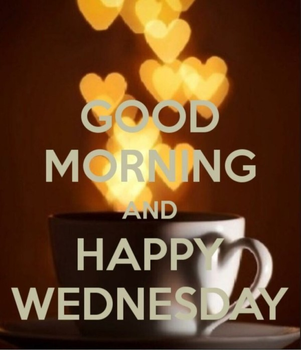 Good Morning And happy Wednesday-wm804