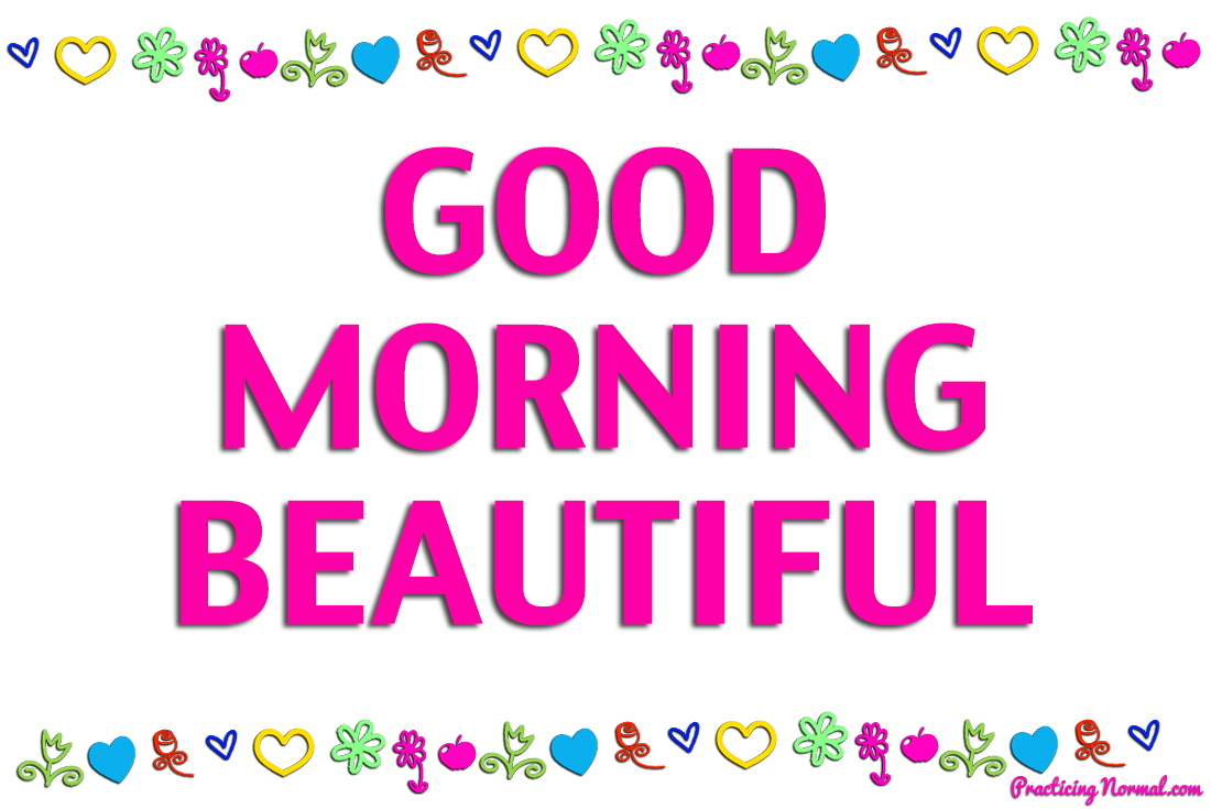 Beautiful Good Morning Sms For Girlfriend