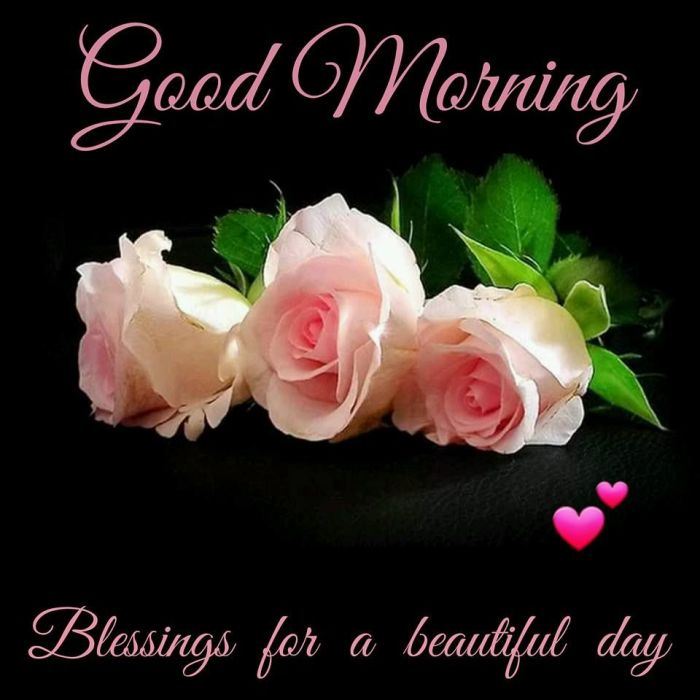 Good Morning Blessings For A Beautiful Day