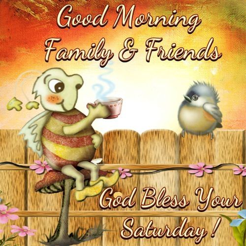 Good Morning Wishes On Saturday Pictures Images Page 12