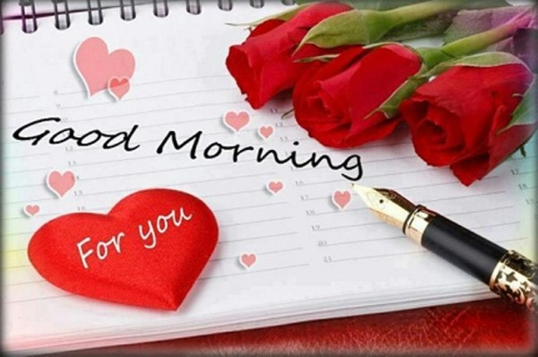Good Morning For You-wm13032