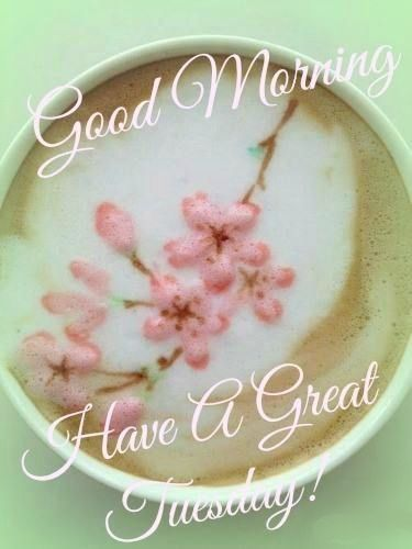 Good Morning Have A Great Tuesday Dear-wm717