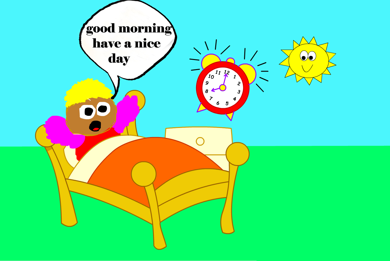 Good Morning Wishes With Cartoons Pictures Images Page 24