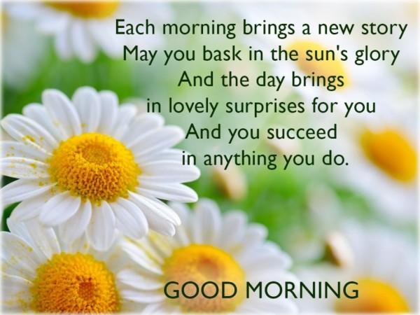 Good Morning Inspirational Image-wm13019
