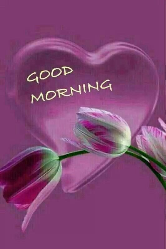 Good Morning Wishes With Heart Pictures, Images - Page 7