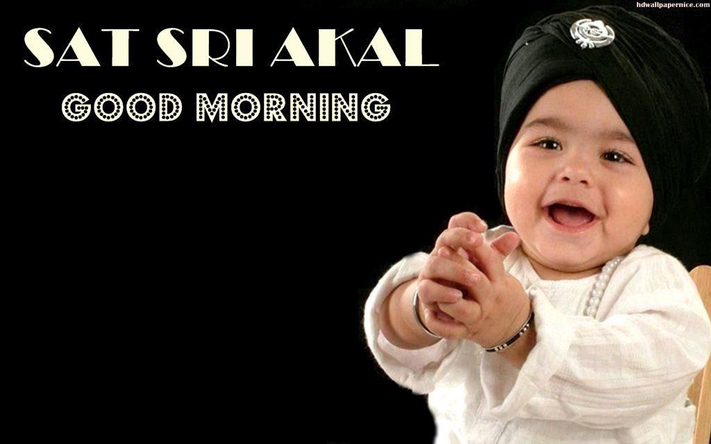 Good Morning Sat Sri Akal