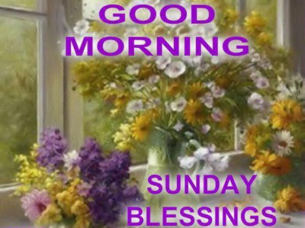 Good Morning Sunday Blessings-wm421
