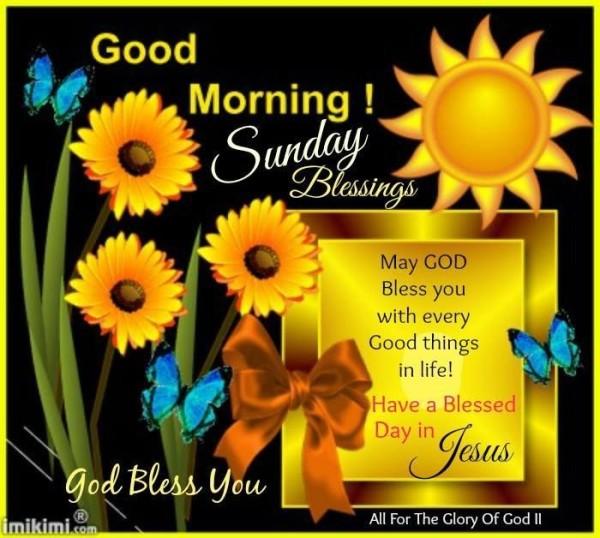 Good Morning-Sunday Blessings-wm428