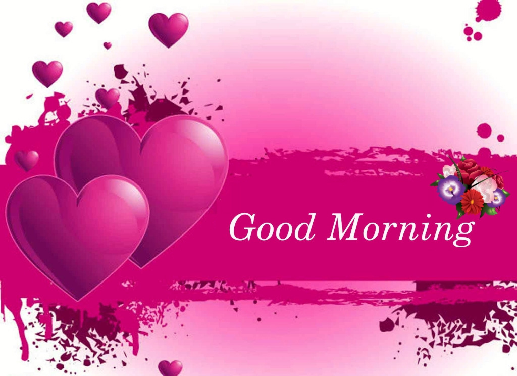 Good Morning Wishes With Heart Pictures, Images - Page 8