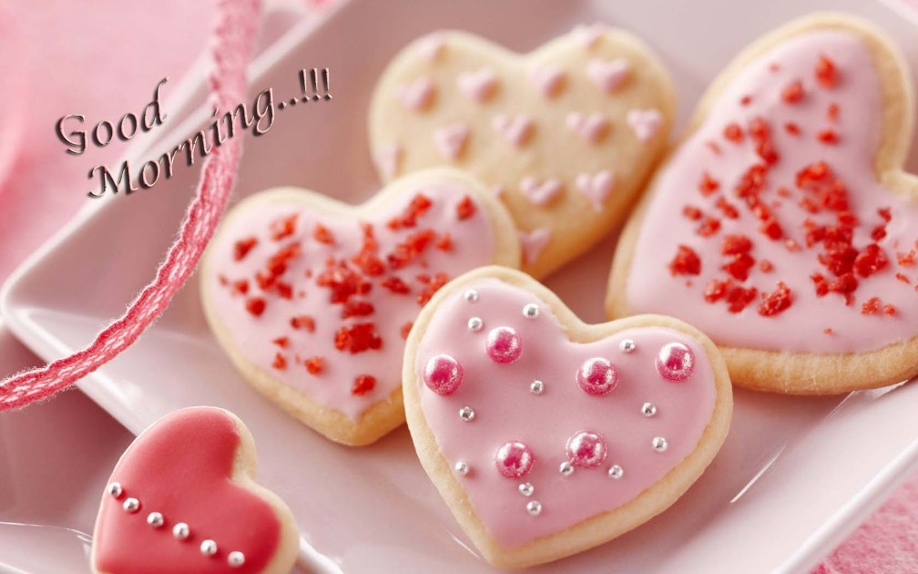Good Morning Wishes With Heart Pictures Images