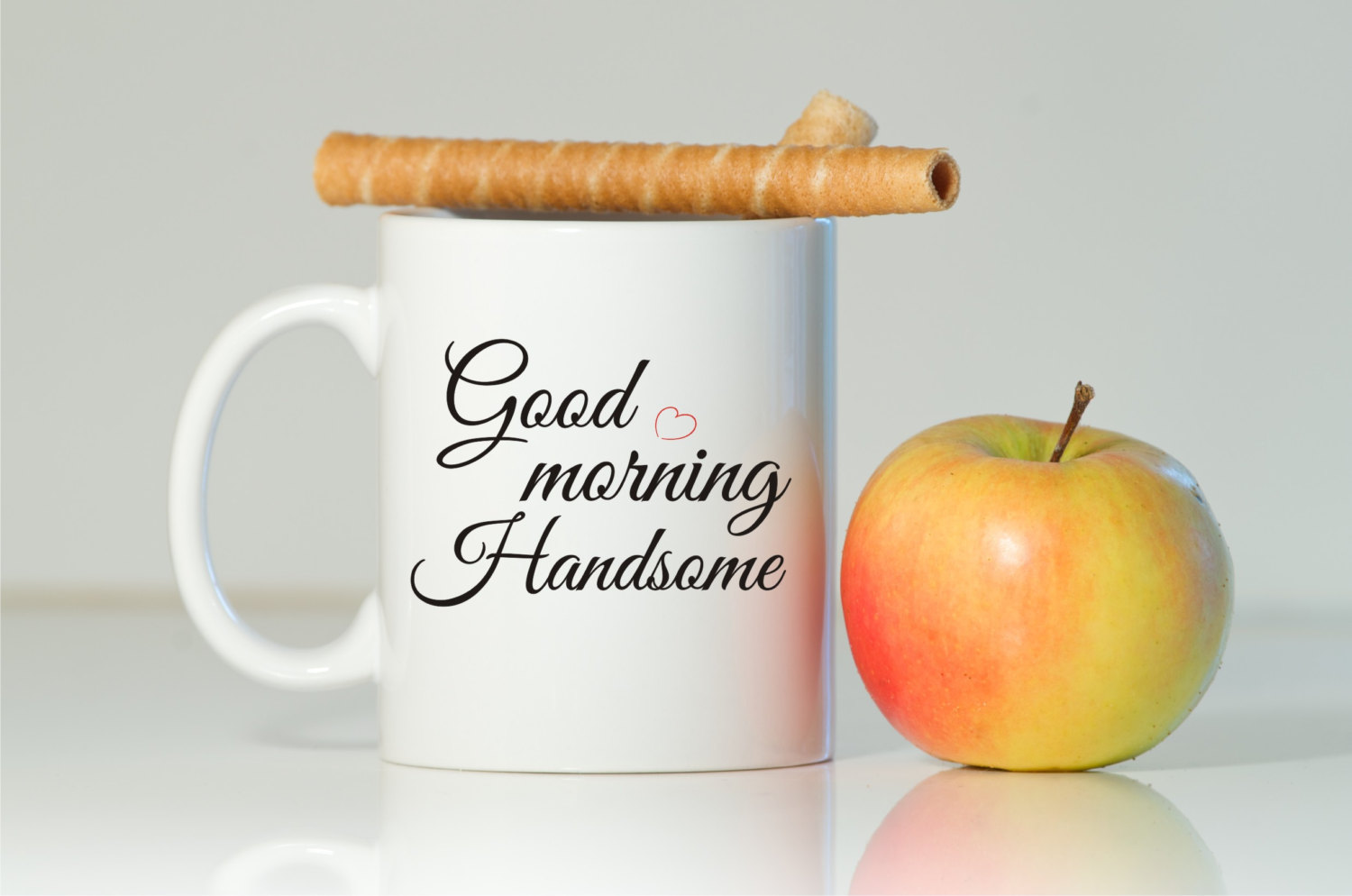 Good Morning In French To A Man : Good morning handsome
