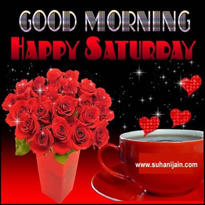 Happy Saturday-Good Morning-wm347