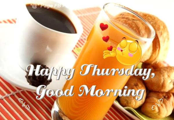 Happy Thursday Good Morning-wm526