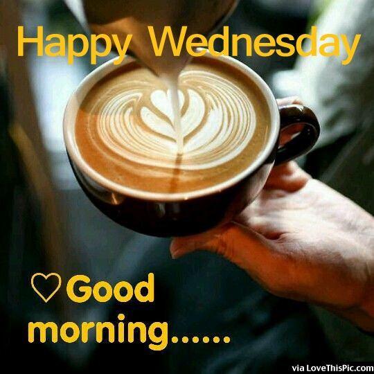 Hello Wednesday Good Morning-wm841