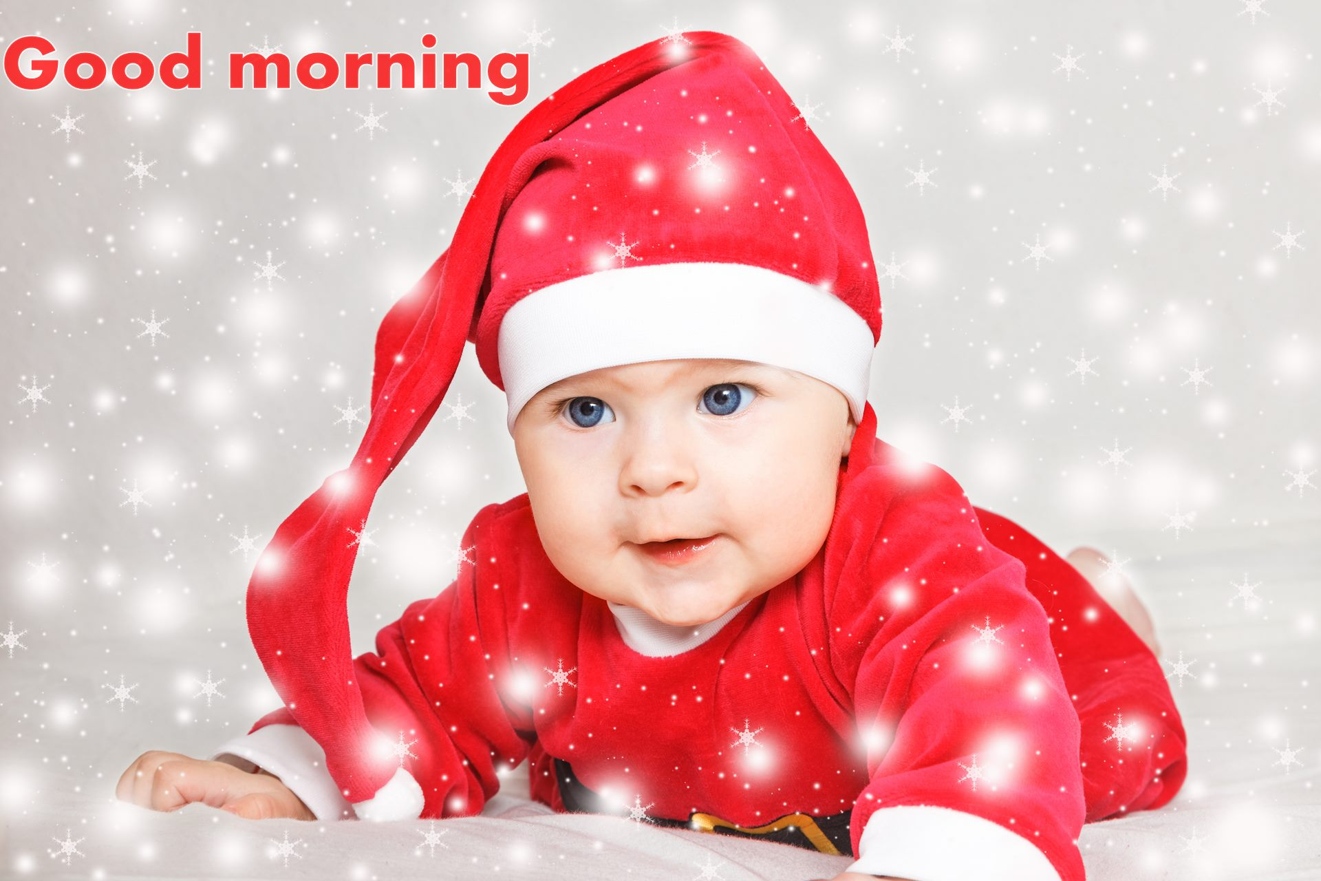 Good Morning Wishes With Baby Pictures, Images - Page 24