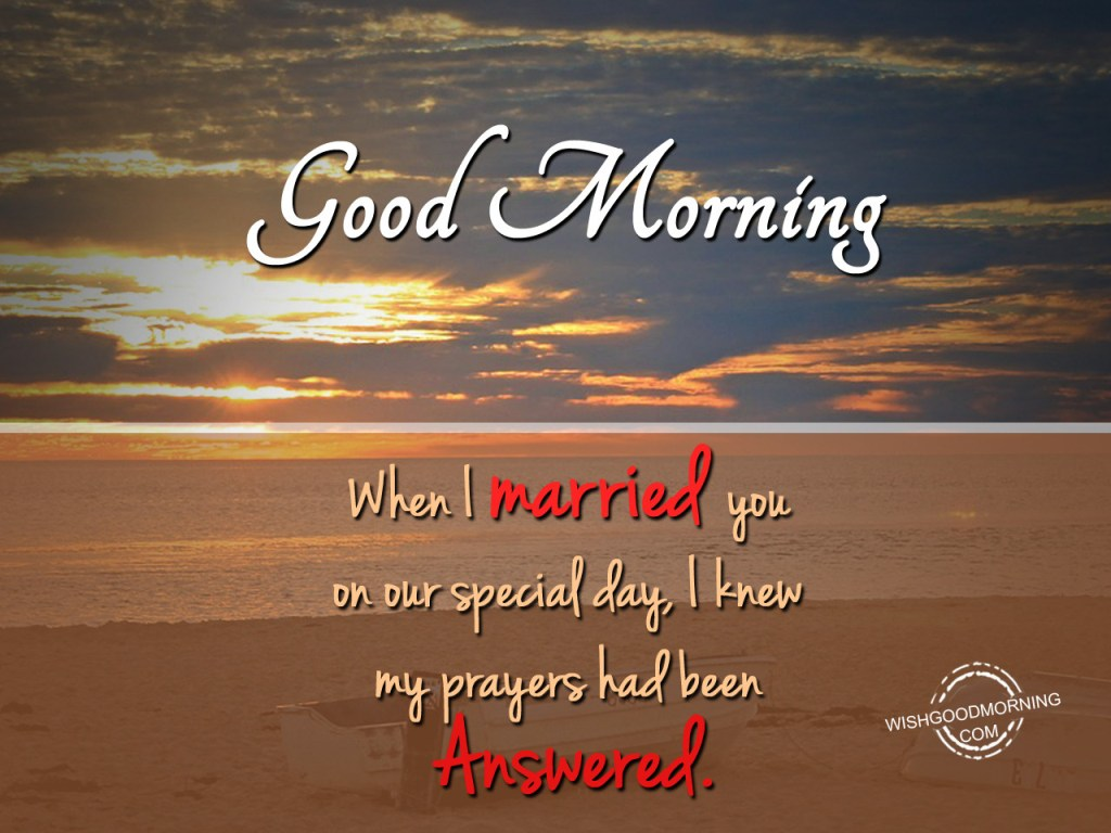 Good Morning My Love Prayer : Good morning wishes for husband pictures images page