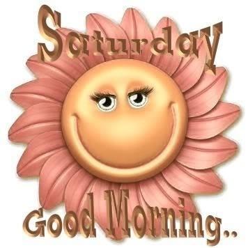 Saturday Good Morning-wm356
