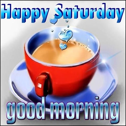 Saturday-Good Morning-wm358