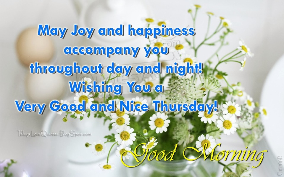 Good Morning Wishes On Thursday Pictures Images Page 2