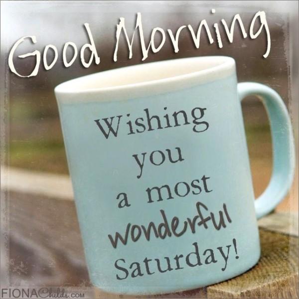 Wishing You A Wonderful Saturday-wm363