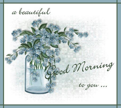 A Beautiful Good Morning To You-wg015002