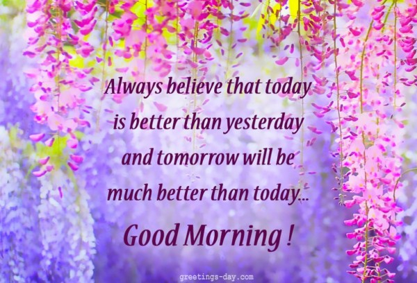 Always Believe That Today Is Better Than Yesterday-wg017008
