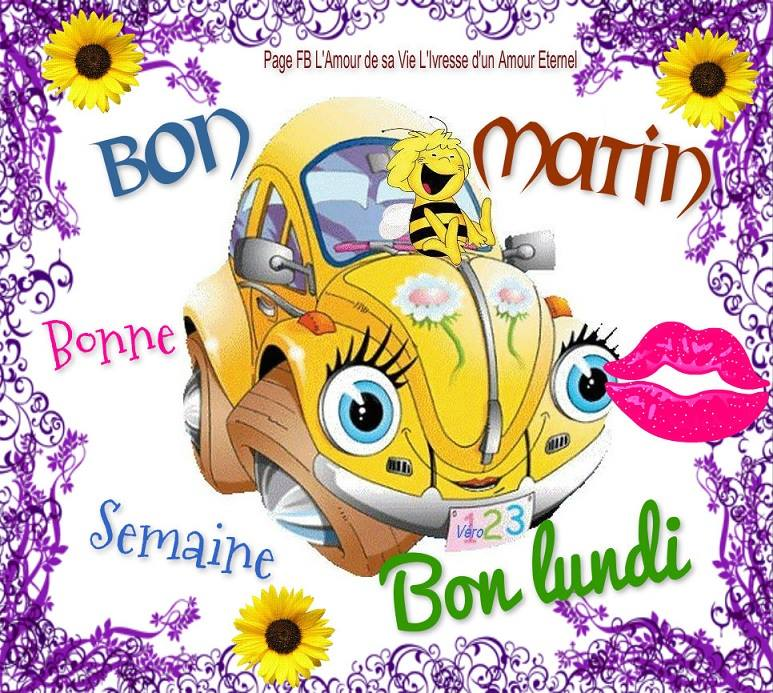 Good Morning In French Bon Matin : Good morning wishes in french pictures images page