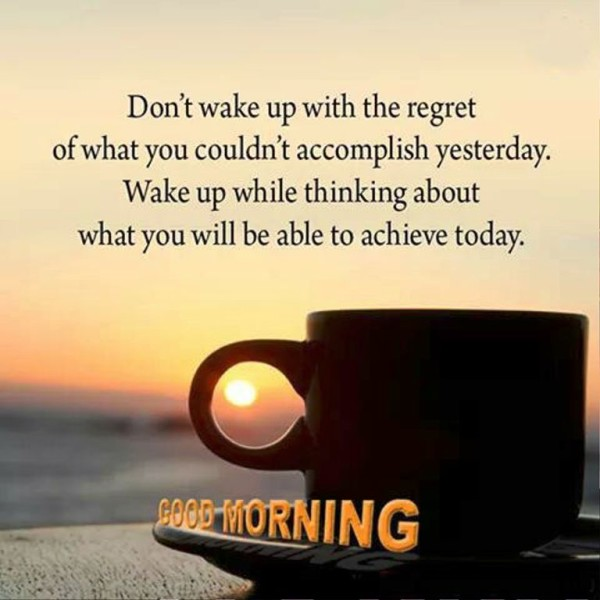 Do Not Wake Up With The Regret-wg01308