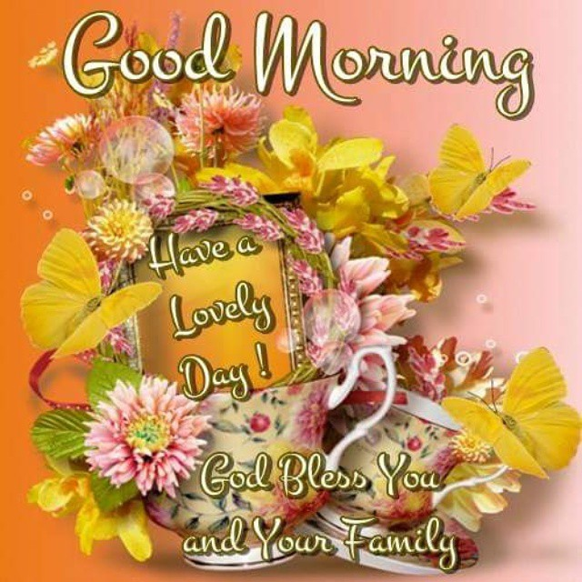 Good Morning Wishes With Blessing Pictures Images Page 19