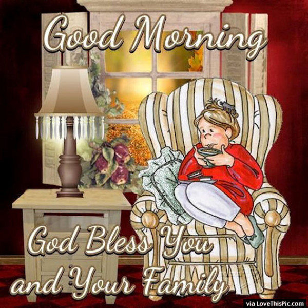 God Bless You  Your Family !-wg01618