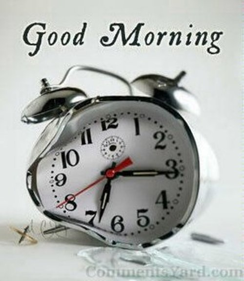 Good Morning - Alarm-wg03406