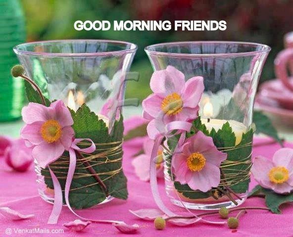 Good Morning - Beautiful Decorative Glass-wg02307-wg02506