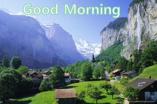 Good Morning - Beautiful Natural View-wg017019