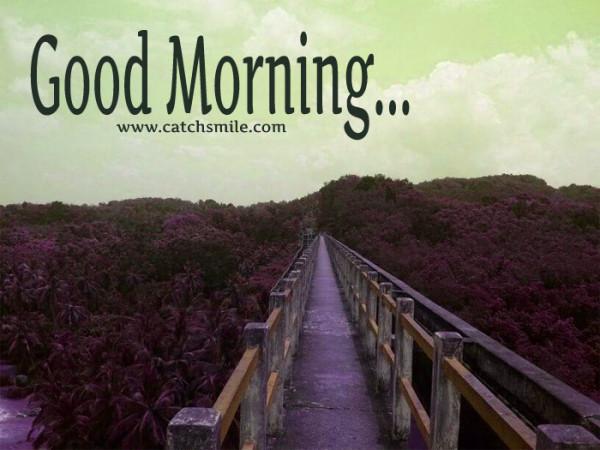 Good Morning - Beautiful Pic-wg017020