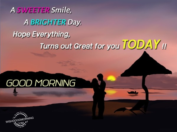 Good Morning Blessing For U-wb265