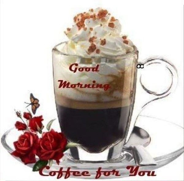 Good Morning - Coffee For You-wg01311