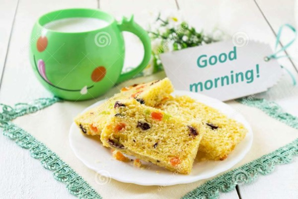 Good Morning - Dazling Breakfast-wg01510