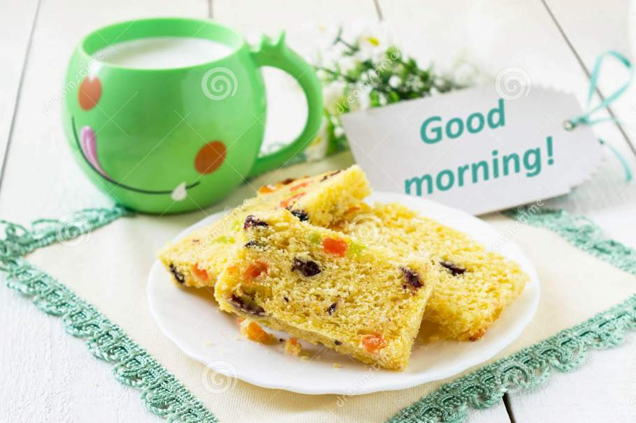 Good Morning Breakfast Recipe — Dishmaps