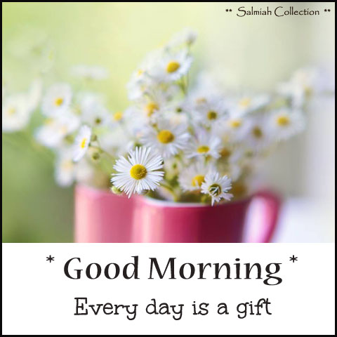 Good morning every day is a gift good morning every day is a gift f65 negle