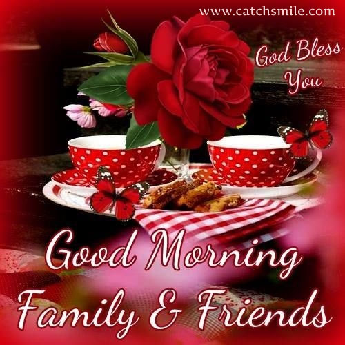 Good Morning Happy Wednesday Family And Friends Pictures Photos