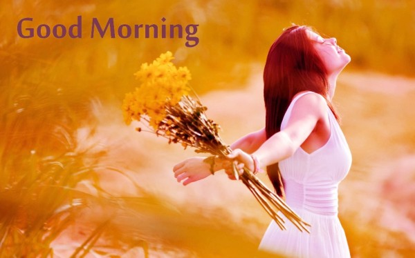Good Morning - Fresh Morning Air-wg017028