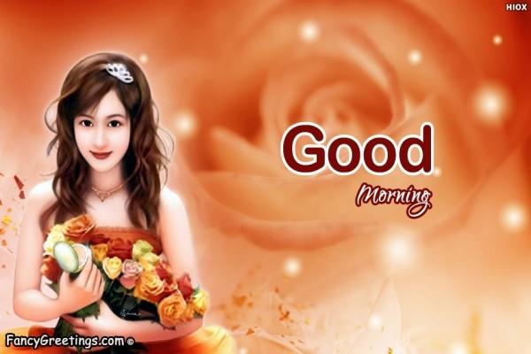 Good Morning - Girl Pic-wg017029