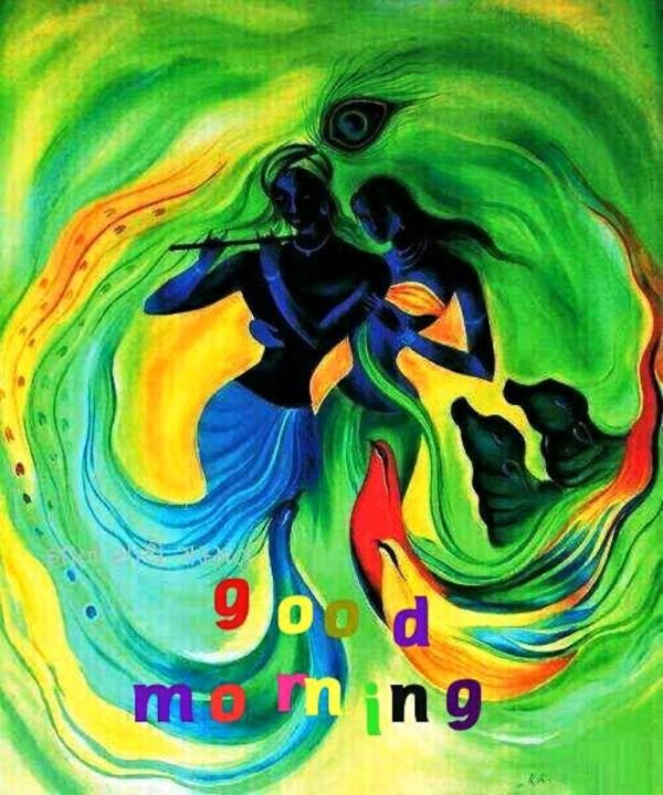 Good Morning God Bless You-wb4203