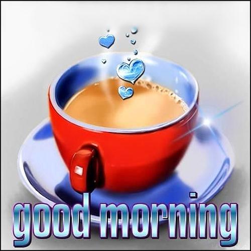 Good Morning - Love It-wg01514