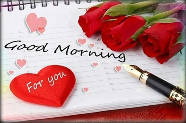 Good Morning My Heart For You-wg017085