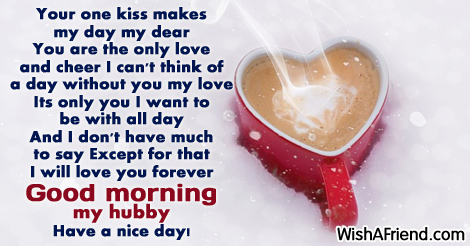 Good Morning Wishes For Husband Pictures, Images - Page 4